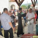 Малин Домозетски пя на събора в Доспей