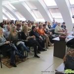 Янка Такева гостува на самоковските учители