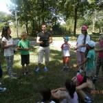 Обучават млади еколози