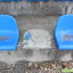 Спомен за един футболен мач и… една седалка