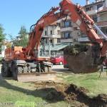 """Строителството на сграда на парк """"Рила"""" започна"""