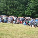 180 мъже се събраха на Побит камик, над 40 новопосветени дадоха клетва