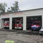 Представиха новите коли и гаражи на Пожарната