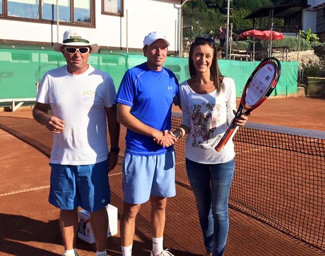 Ивайло Стоянов спечели откритото първенство на Петрич по тенис. Асът ни показа впечатляваща спортна форма и стигна до титлата в южния град. На финала Стоянов срази най-добрия македонски играч Панче […]