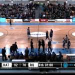 """Финландският """"Катая"""" отново на пътя на """"Рилски спортист"""" в турнира за Купата на ФИБА Европа"""