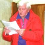Любомир Борисов Гайдаров-Любовой чества 80-годишнина в библиотеката днес