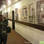 Изложба за сложната работа на реставратора бе открита в галерията