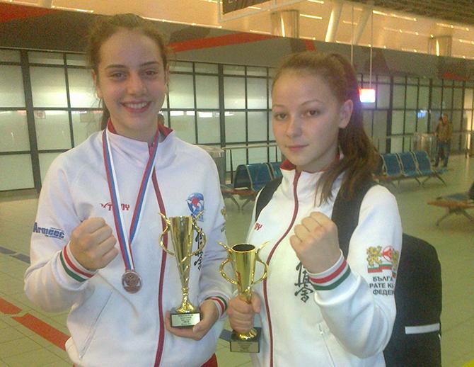 Самоковките Мария Чепилова и Мартина Хаджийска завоюваха сребърни медали в своите категории на европейското първенство по карате киокушин за юноши и девойки на Световния киокушин съюз, състояло се между 16 […]