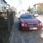 Автомобилите да освободят тротоарите за пешеходците