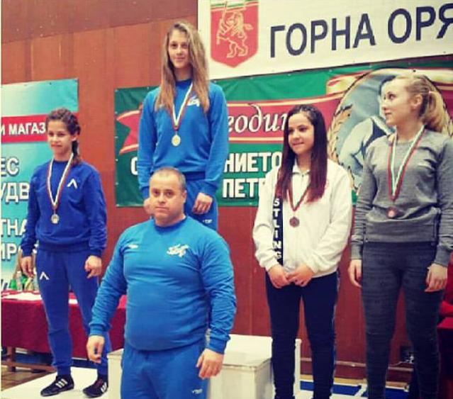 """Звездата на """"Рилски спортист-2000"""" Александрина Кашинова /кат. 55 кг/ продължава с великолепните си изяви на тепиха от началото на новата година. След като стигна до шампионската титла на държавното първенство […]"""