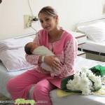 Първото бебе в Самоков се роди навръх 1 януари