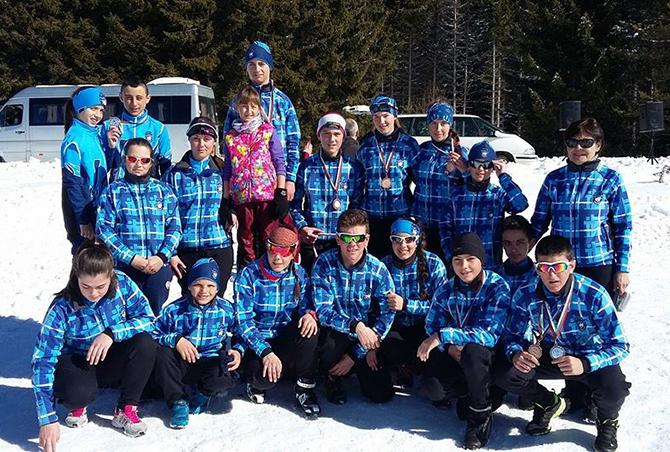 Общо 3 златни, 6 сребърни и 10 бронзови медала завоюваха самоковските скиори от държавното първенство по ски бягане, състояло се на 5, 6 и 7 февруари в м. Куртово край […]