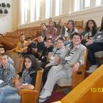 Наши ученици гостуваха в парламента