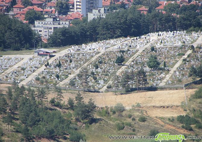 В навечерието на Задушница бяха почистени гробищните паркове от гражданите и от работници по програмите към Общината. Напълниха се всички контейнери, където ги имаше. В долната част на гробищния парк […]