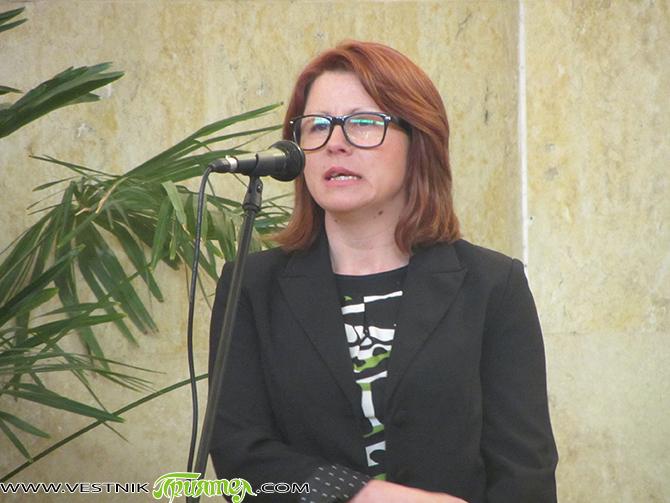 За зам.-кмет на общината от 18 април е назначена Люба Евгениева Кленова-Гавазова. Тя ще отговаря за развитието на туризма в общината, включително за взаимодействието с хотелиерите и ресторантьорите, за работата […]