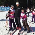 Петър Попангелов с открит урок за деца в Боровец навръх 3 март