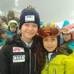 И най-малките скиори донесоха медали от Пампорово