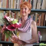 Пъстрият свят на Мария Ицова или защо изкуството е Божие творение…