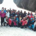 Скиорите-ветерани на Самоков станаха № 1 в България