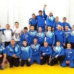 Две титли за борците от шампионата в Бургас