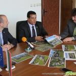 Строителството на екоселището край Алино ще започне вероятно през юли