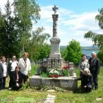Цветя за капитан Краснокутский и освободителите на Самоков