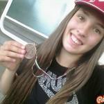 Вивиан Кръстева – трета в страната