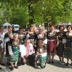 """Вокална група """"Самокови"""" със сребро от Балканския шампионат по фолклор"""