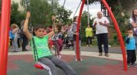 """Две нови детски площадки в кварталите """"Самоково"""" и """"Боричо"""" бяха открити официално навръх 1 юни – Деня на детето. """"Доста време ни отне да завършим тези площадки, но пък го […]"""