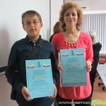 Боби Занев начело в национален конкурс
