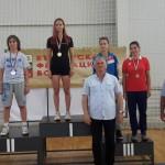 Александрина Кашинова и Биляна Дудова – държавни шампионки