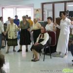В Дома за стари хора почетоха Емил Димитров