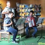 Млади акордеонисти показаха уменията си
