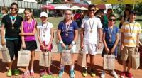 Големите победители на турнира по тенис, който се състоя на кортовете на Спортното училище на 16 август, са Николай Карагьозов и Калина Сакалийска. Карагьозов триумфира при момчетата до 14 г., […]