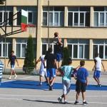 136 души участваха в баскетболния празник