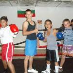 Три медала за боксьорите от международен турнир