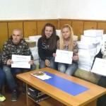 Ученици с големи сърца събраха 10 000 лв. за лечението на Калин Иванов