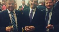 """Изпълнителният директор на """"Самел-90"""" АД инж. Петър Георгиев бе сред поканените от държавния глава Росен Плевнелиев в президентството на 14 ноември на тържество, посветено на дарителите – участници в благотворителните […]"""