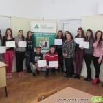 """Ученици от ПТГ """"Н. Вапцаров"""" станаха мениджъри на """"Сименс"""" и """"Бош"""""""