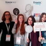 Наши ученички бяха водещи на международна конференция в Благоевград