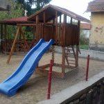 Детска площадка и кът за отдих направиха в Широки дол