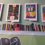 Творби на малки художници огряха библиотеката в ІV квартал