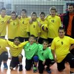 Волейболистите се представиха успешно в Скаут лигата