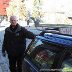 Иван Станимиров от Долни Окол монтира самолети на колата си в чест на генерала-президент