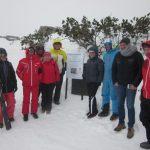 Система за проверка на лавинни предаватели бе открита в Боровец