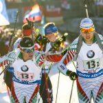 Българската щафета с Краси Анев влезе в топ 10 на световното първенство по биатлон