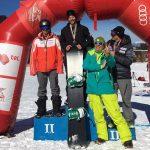 Самоковските сноубордисти обраха медалите на държавното в Банско