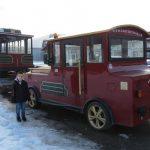 Туристическо влакче тръгна в Боровец