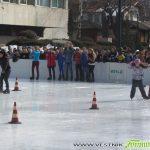 """""""Зимно предизвикателство"""" за самоковски деца на ледената пързалка"""