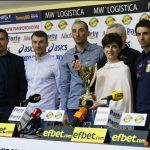 Краси Анев и националите по биатлон – отбор на месец януари в България